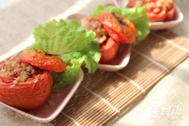 【普罗旺斯焗西红柿】怎么煸