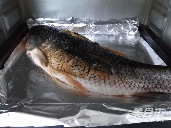 酱香味烤鱼的家常做法
