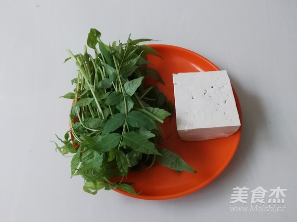 香椿拌豆腐的做法大全