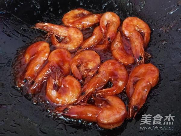 茄汁大虾怎么煮