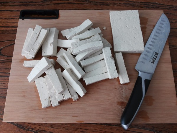 风味卤豆腐干的家常做法