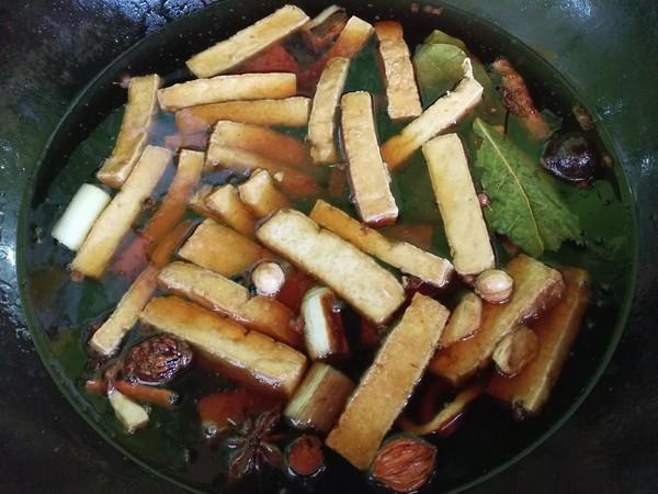 风味卤豆腐干怎么煮