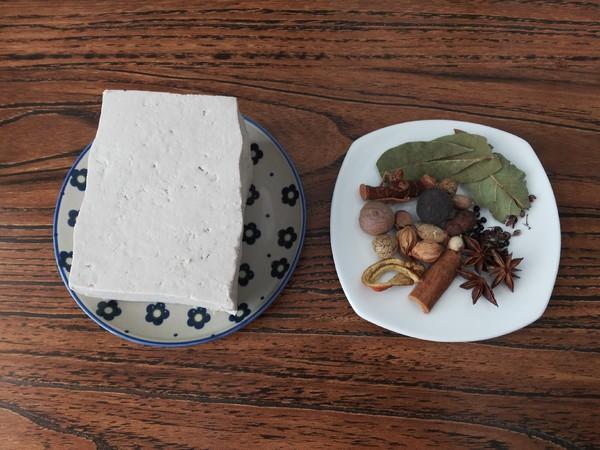 风味卤豆腐干的做法大全
