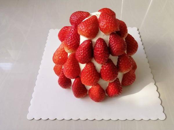 草莓塔蛋糕的制作大全