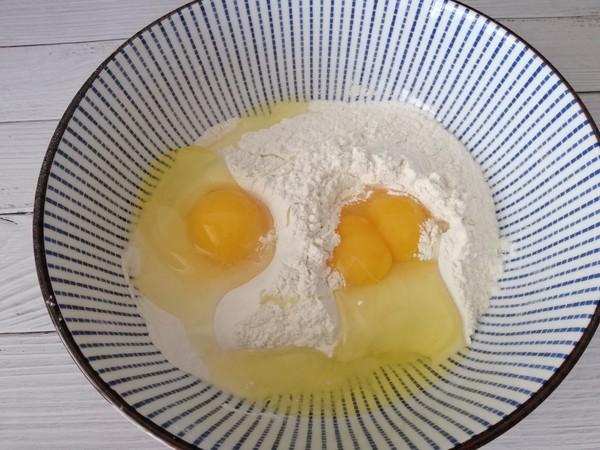 奶香鸡蛋小馒头的做法大全