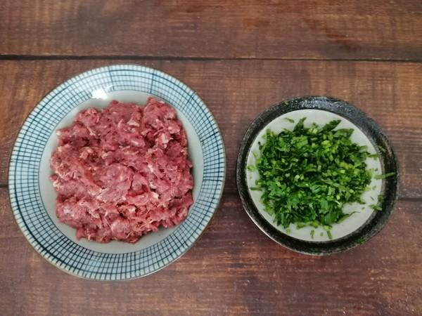 羊肉香菜饺子的做法图解