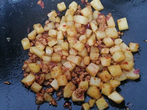麻婆土豆怎么吃