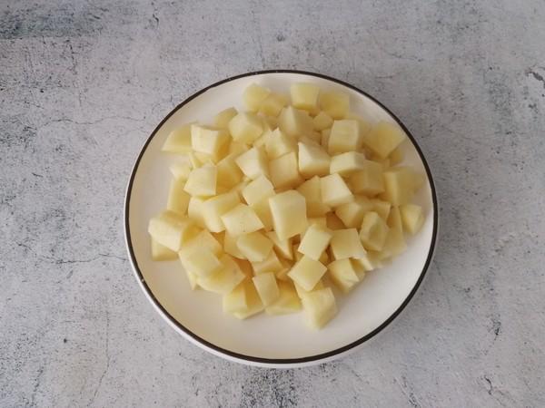 麻婆土豆的做法大全