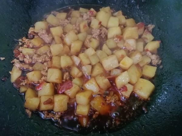 麻婆土豆怎么做
