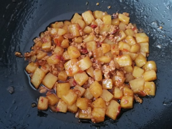 麻婆土豆怎么炒