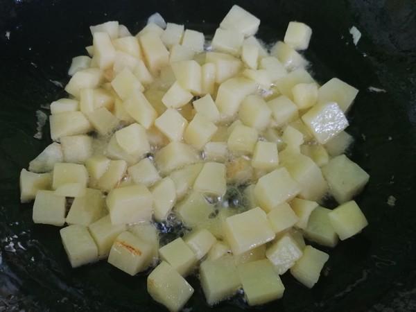 麻婆土豆的家常做法