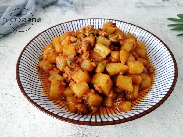 麻婆土豆怎么煮