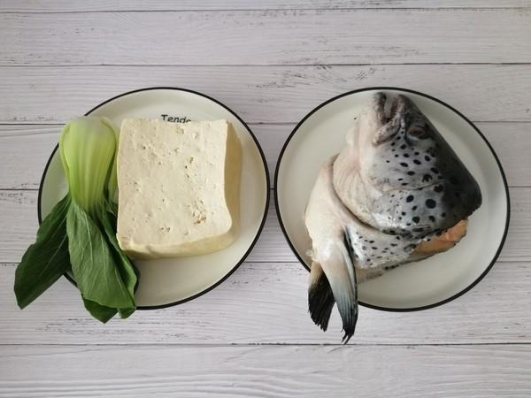 三文鱼头豆腐汤的做法大全