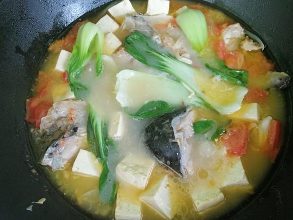 三文鱼头豆腐汤怎么做
