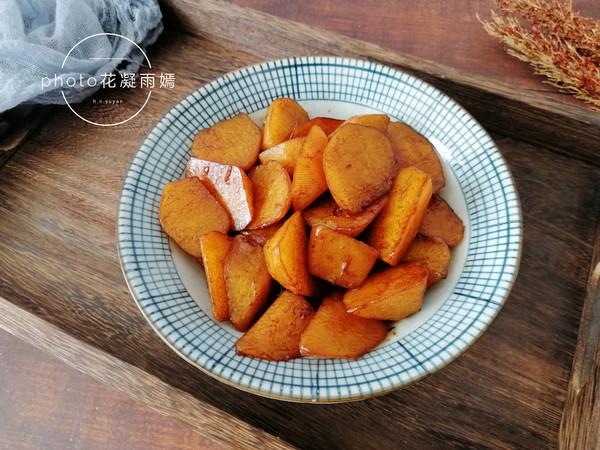 烧土豆块怎么煮