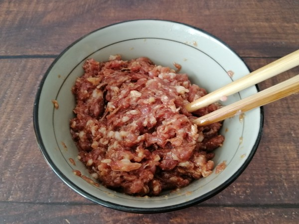 西葫芦猪肉饺子的家常做法