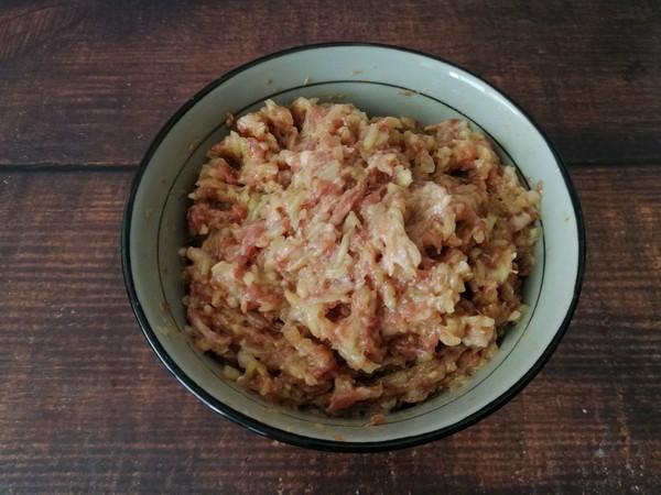 西葫芦猪肉饺子怎么吃