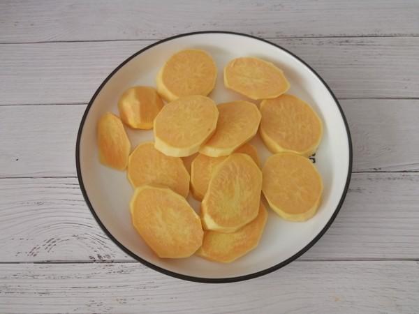 椰蓉红薯球的做法大全