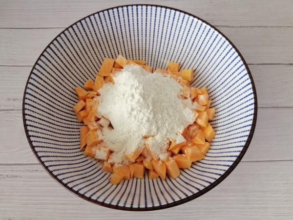 红薯饼的家常做法