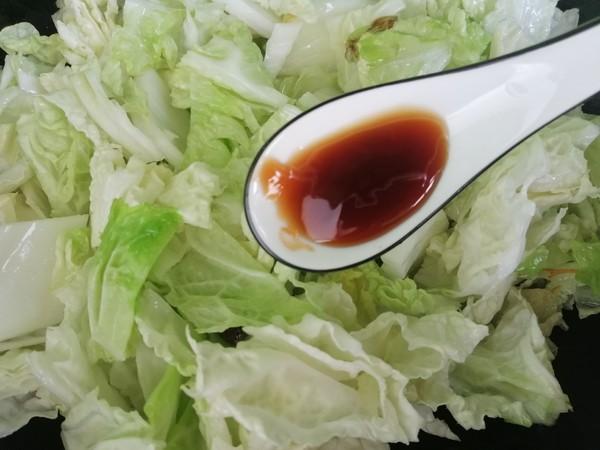 白菜炒粉条怎么吃
