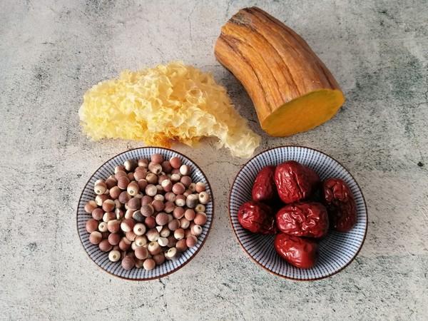 南瓜芡实甜汤的做法大全
