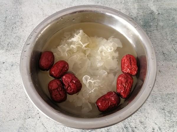 南瓜芡实甜汤的做法图解