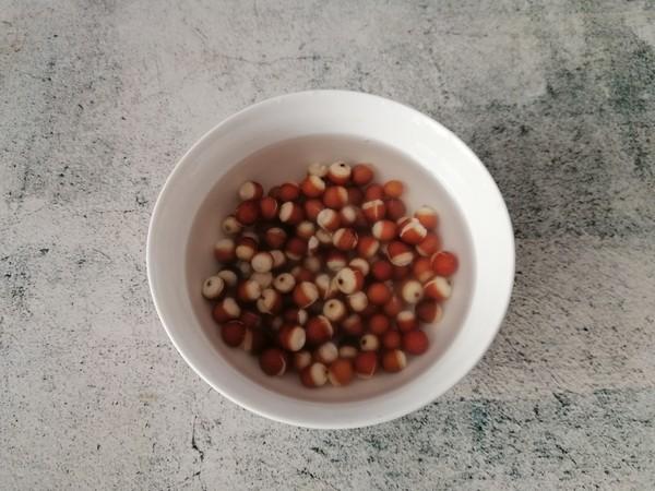 南瓜芡实甜汤的家常做法