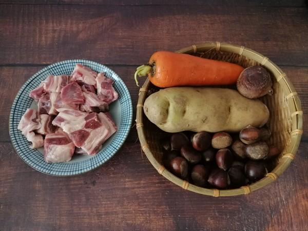 土豆板栗炖牛肉的做法大全