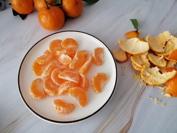 糖水橘子的做法图解