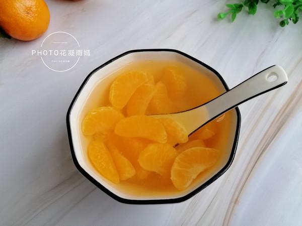 糖水橘子怎么做