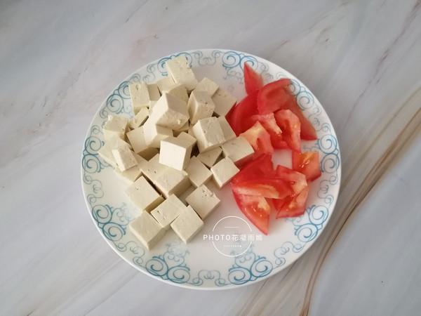 豆腐西红柿鸡蛋汤的做法图解