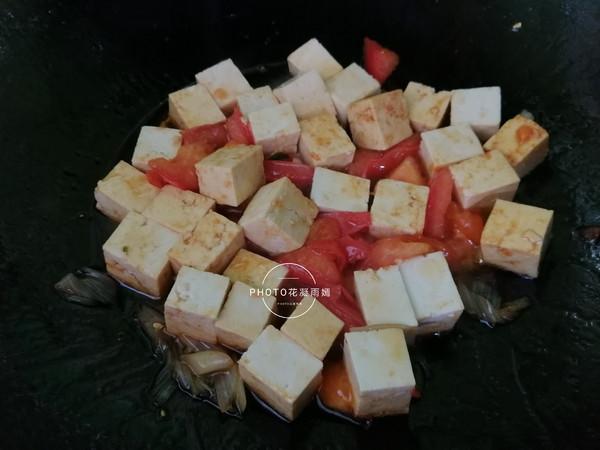 豆腐西红柿鸡蛋汤的简单做法