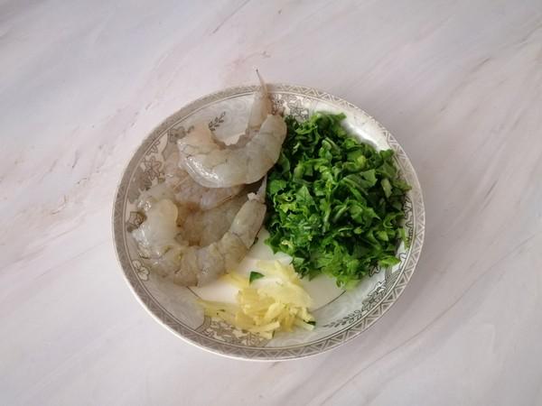 二米鲜虾粥怎么吃