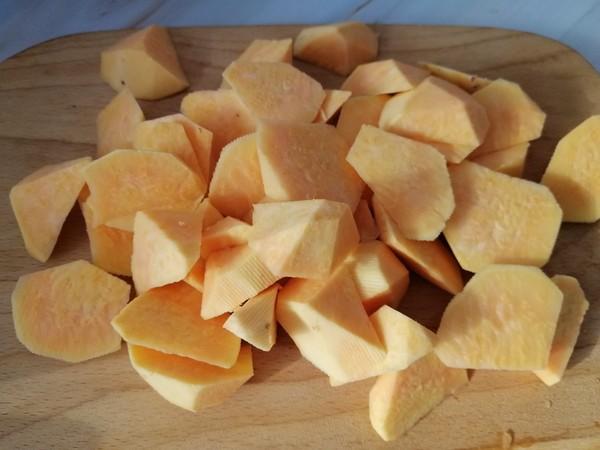 红薯银耳汤的家常做法