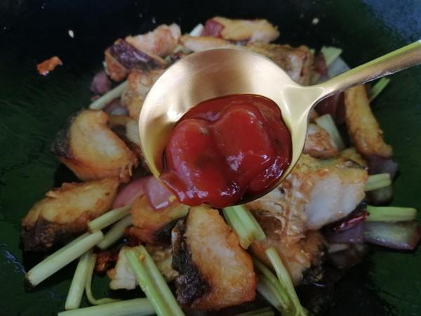 麻辣鱼块怎么煮