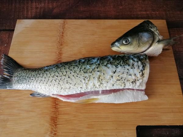 松鼠鱼的做法图解