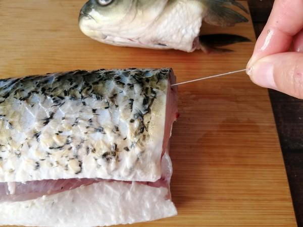 松鼠鱼的家常做法
