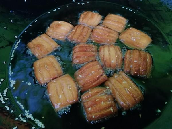 传统中式小点心--蜜三刀怎样煮