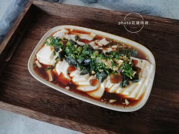 皮蛋豆腐怎么做
