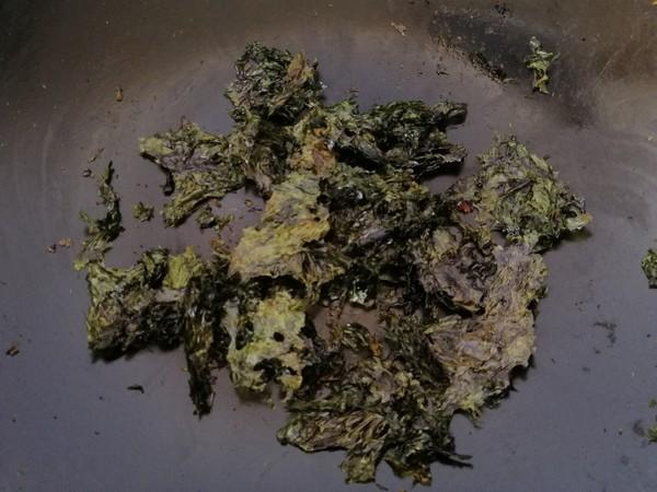 薯片海苔饭团的家常做法