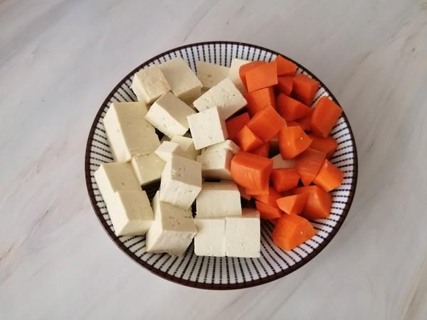 酱烧豆腐的做法图解