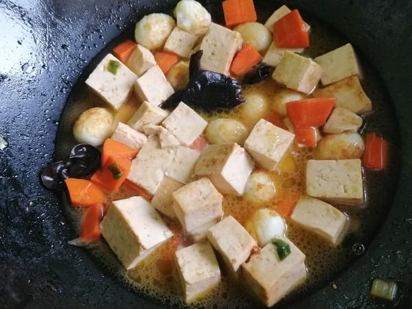 酱烧豆腐怎么做