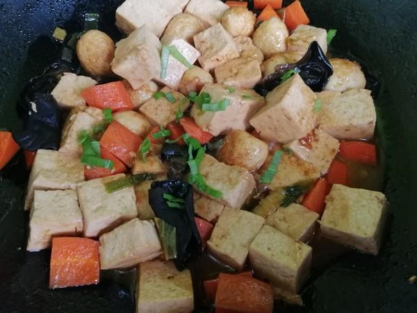 酱烧豆腐怎么炒