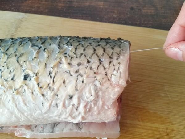 香菇豆腐炖草鱼的家常做法