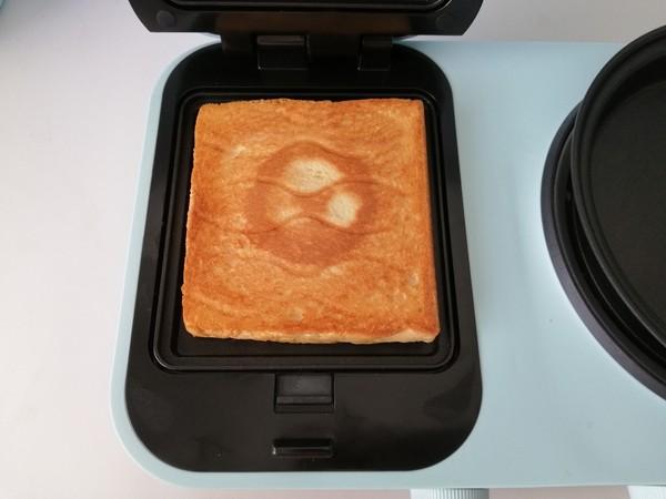 三明治早餐怎么炒
