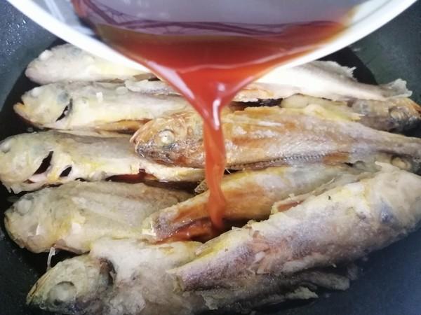 糖醋小黄鱼怎么做