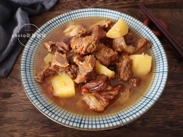 土豆炖牛肉怎么煮