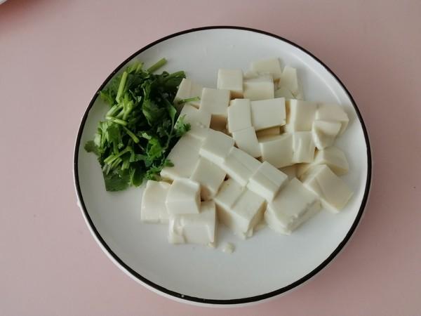 香菇豆腐汤的做法图解