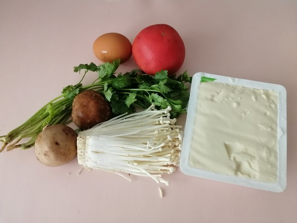 香菇豆腐汤的做法大全