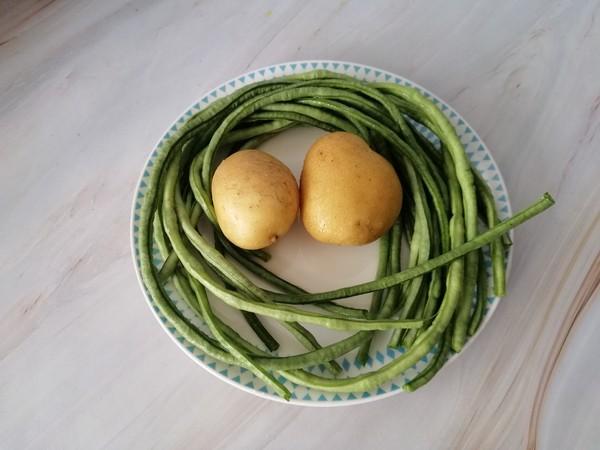 土豆炖豆角的做法大全